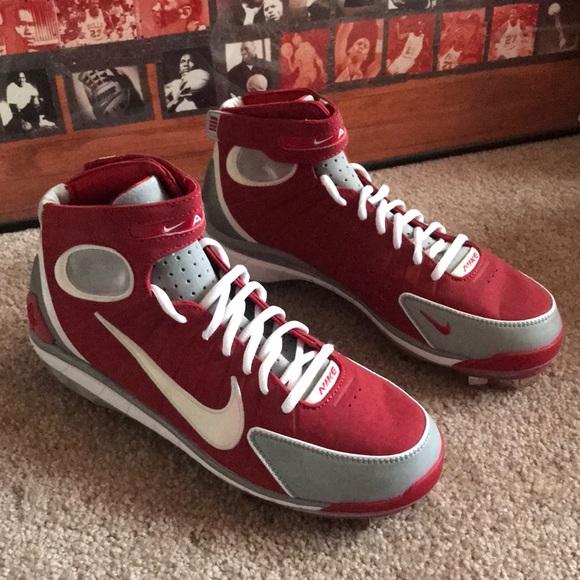 Nike Air Huarache 2k4 Metal Baseball
